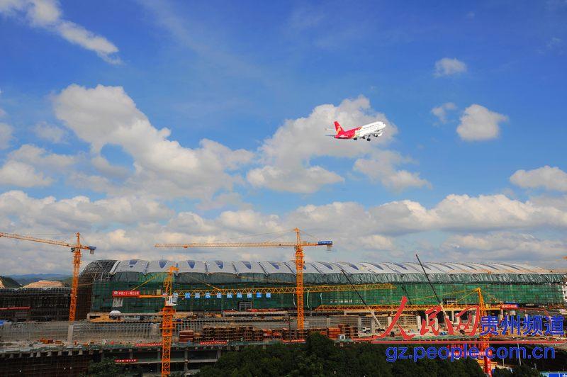 贵州省内支线机场航班次数稳步上升