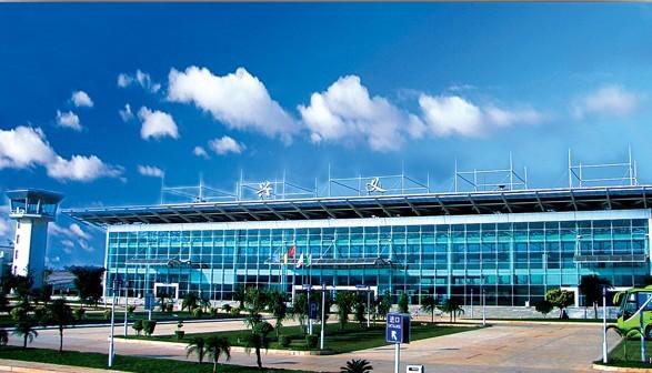"""贵州频道 本网专题 """"温暖之翼·爱心在飞""""——兴义-北京,上海航线开通"""