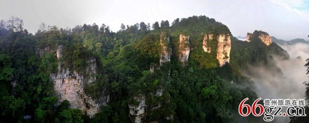 云台山风景区是