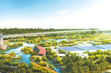 修建曹关湿地公园(图)--贵州频道