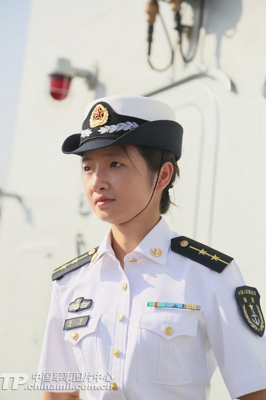 所有中国驱护舰编队出访美澳新 将与美军进行联合演习 图