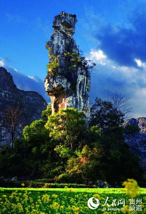 《贵州省兴义市有哪些风景名胜 》