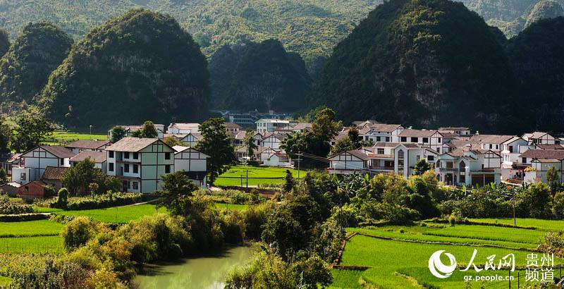 黔西南州兴义市万峰林分享展示