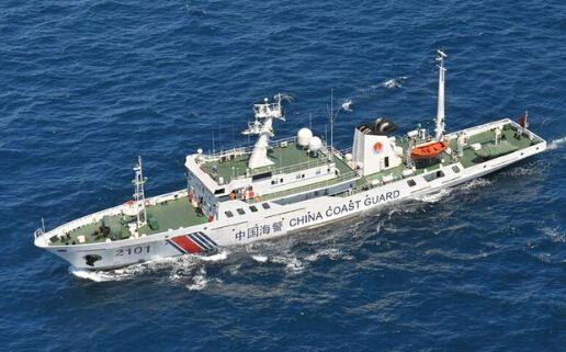 北京 白桦/资料图:中国千吨级海警船