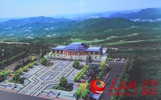 榕江火车站远景效果图.(资料图)