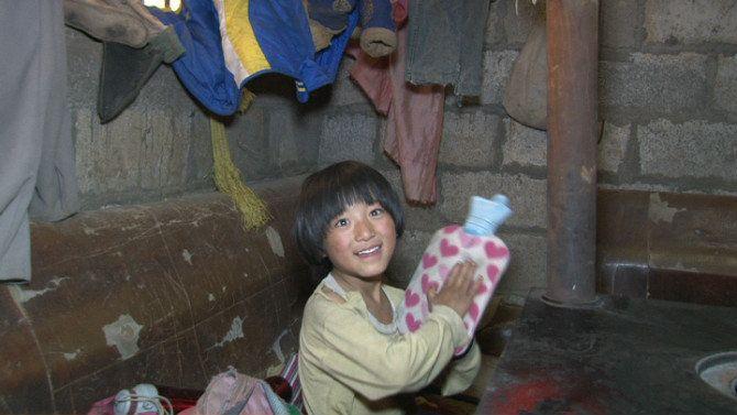"""首期""""随手捐 益起来""""贵州山区贫困儿童帮扶"""