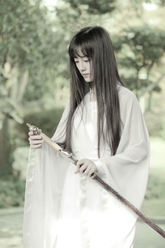 4000年第一美女叫板王祖贤 鞠婧祎古装似女