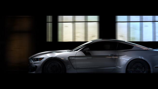 福特谢尔比野马GT350 GT350搭载轻量级的六速手动变速箱。为了提高野马的处理能力,GT350已经配备了一个降低悬架,福特的首次自适应阻尼系统(称为ManeRide),坚固的19英寸车轮和特别设计的米其林飞行员超级运动轮胎。GT350还声称拥有比野马更宽的前轮轮距。 此外,刹车部分也有改善。福特称GT350以其刹车制动系统为特色,它拥有绝对的刹车静止功能,超强耐褪色性能以及踩上去极为舒适的刹车踏板。 GT350包还包含一个空气动力学套件,包括铝制引擎盖,新前脸,实用的后扩散器和行李箱盖扰流板。GT3