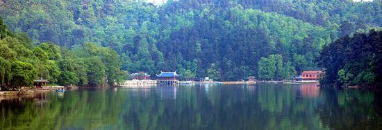 黔灵公园--贵州频道--人民网