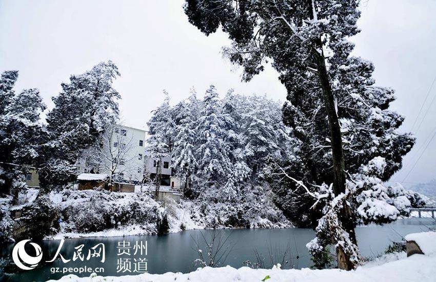"""贵州:苗寨里的""""大寒""""日子【高清组图】【2】"""
