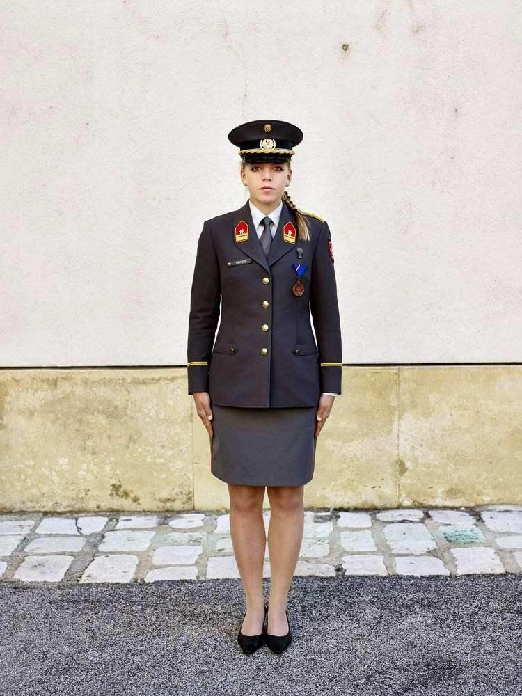 欧洲各国军校满是气质美女帅哥【高清组图】
