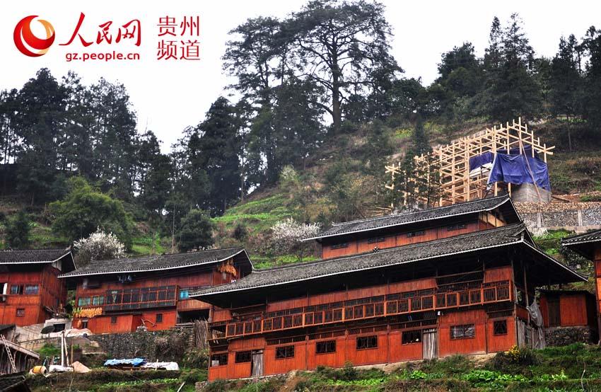 祖山风景区木寨酒店