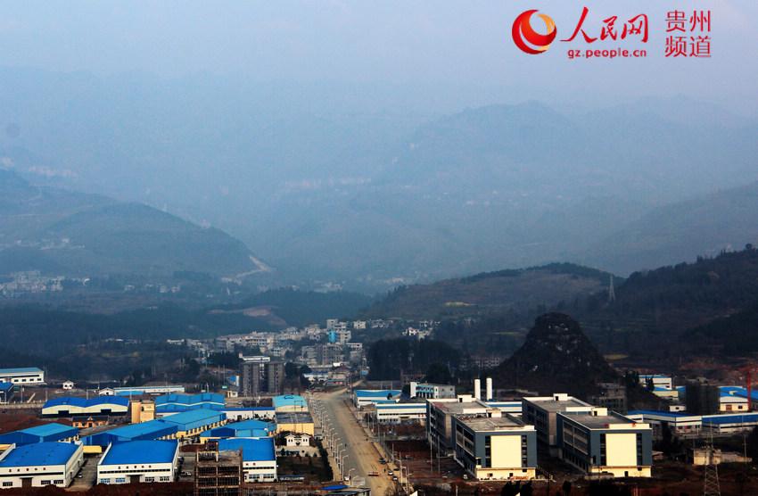 贵州德江:把握智慧城市建设驱动产城游(高清组图)