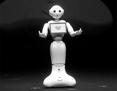 研制 治愈系 机器人现实版大白上市