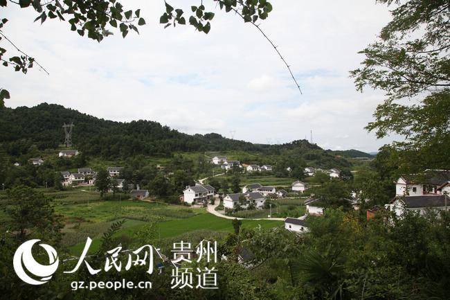 【贵州美丽乡村】息烽县永靖镇黎安村(029)