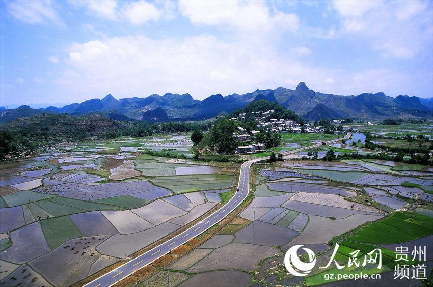 【贵州美丽乡村】黄果树石头寨村(076)