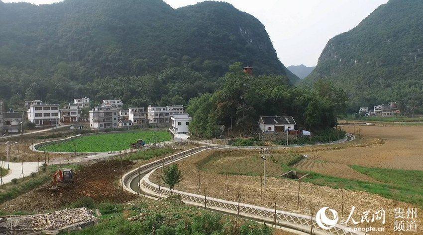 【贵州美丽乡村】紫云县水塘镇格丼村(104)