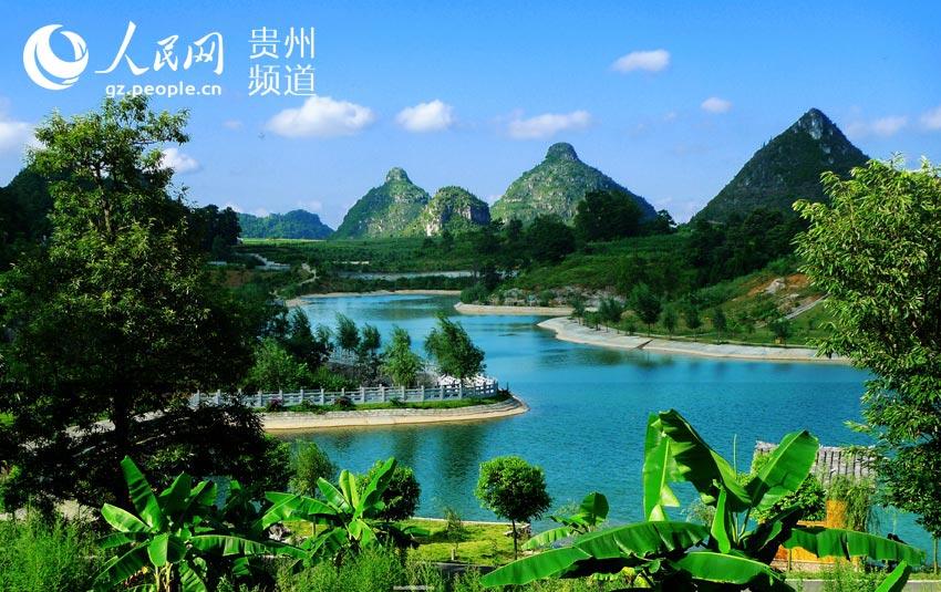 贵州黔西南自然风景 高清组图图片