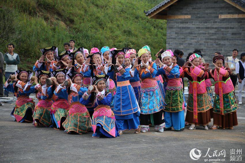 水城布依族风情--贵州频道--人民网