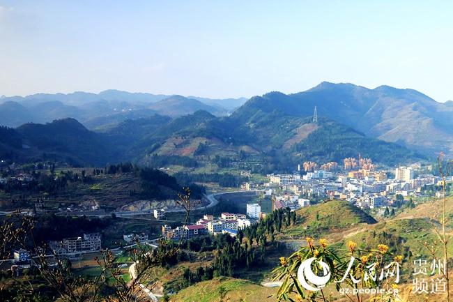 桐梓县九坝镇列入中英绿色低碳小城镇试点项目