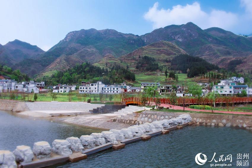 2016贵州十佳美丽乡村评选展示-六盘水市盘县羊场乡纳