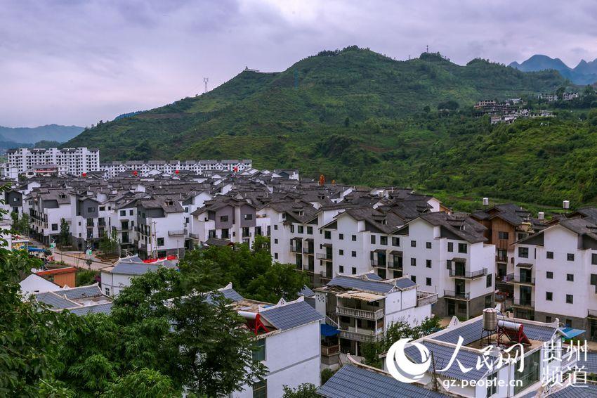 2016贵州十佳美丽乡村评选展示-六盘水市水城县百车河