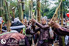 """从江苗族同胞将迎""""醉有风情""""芦笙节"""