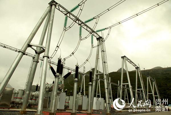 贵州玉屏东牵引变电所接地降阻防雷工程