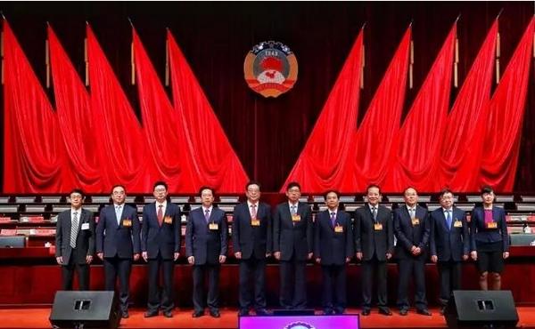 新一届贵阳市政协领导班子选举产生(附简历、