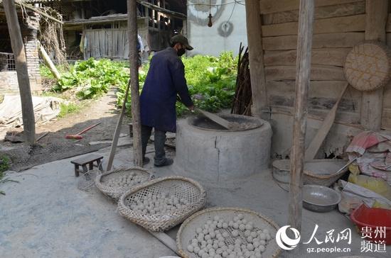 贵州务川:灰了豆腐 富了村民