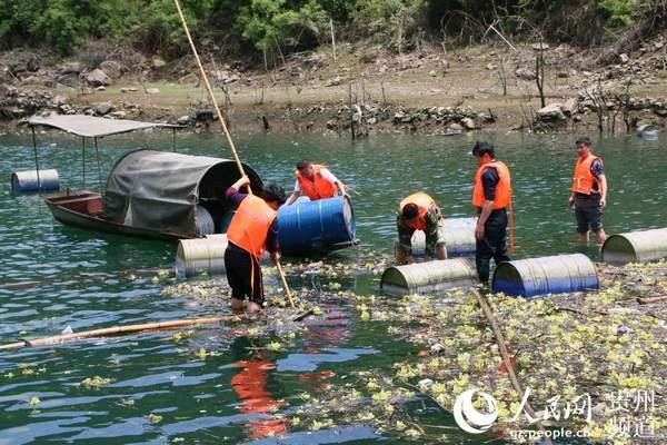 贵州取缔3.3万亩网箱养殖
