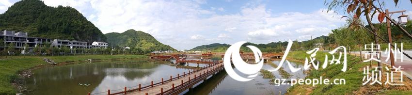 2017贵州美丽乡村评选展示(31)德江县煎茶镇新场社区