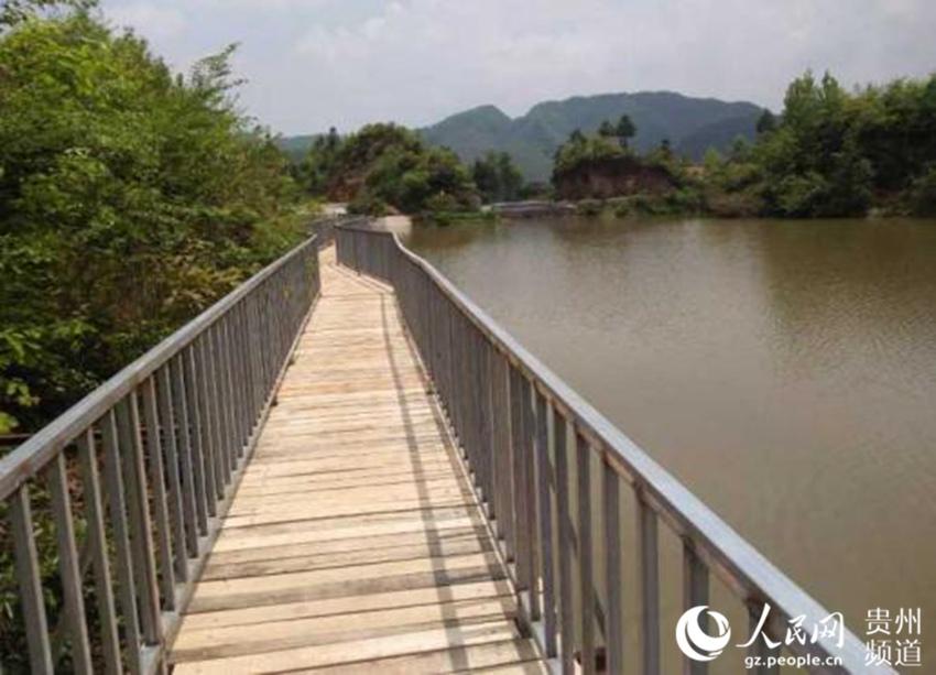 2017贵州美丽乡村评选展示(25)纳雍县勺窝镇五一村