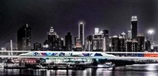 中日开发高速列车 最高时速500公里