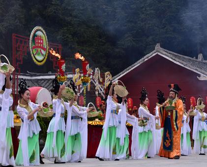 凤冈:茶文化为茶产业添彩