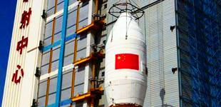 中国成功发射高分五号卫星