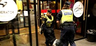瑞典事件进展:瑞典检方认定警察未实施犯罪行为