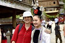 贵州从江:侗族新米节庆丰收