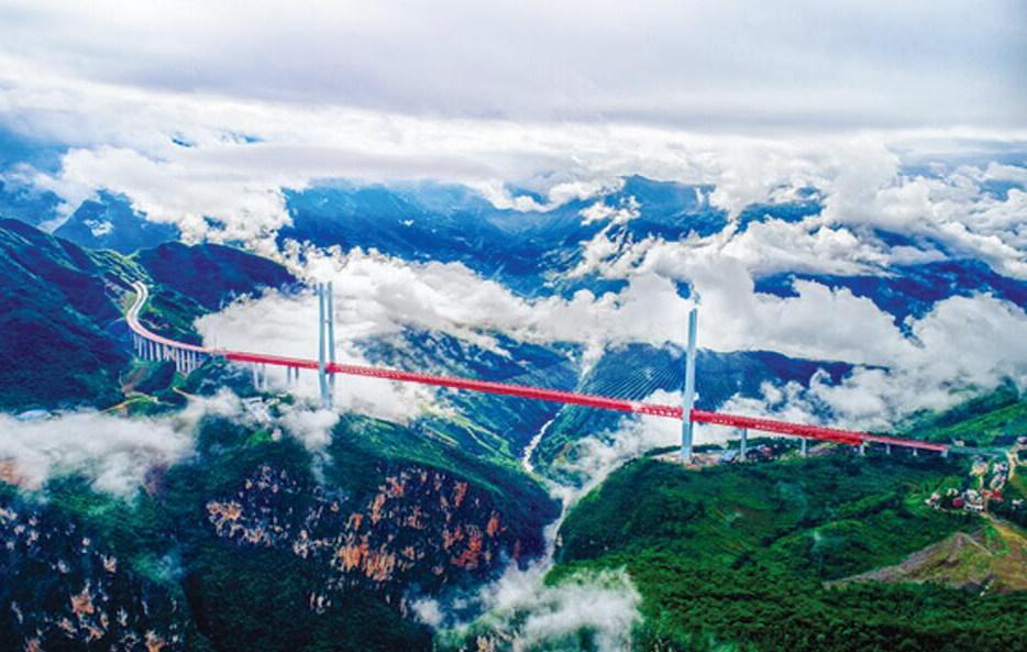 它是世界最高的桥