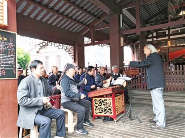 四渡赤水艺术团:弘扬长征精神讲好红色故事