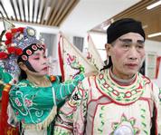 贵州天柱侗戏