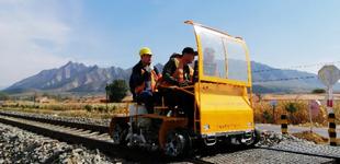 双轨探伤仪助力铁路轨道安全