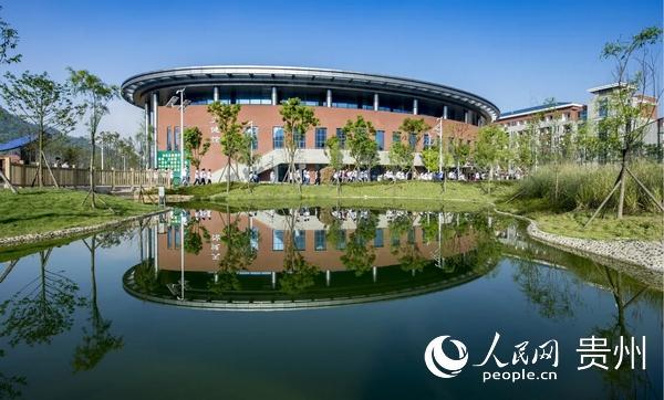 贵州水职院打造立体循环节水生态