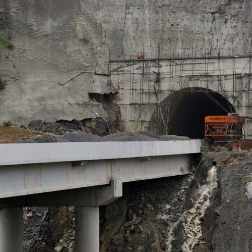 已主体完工的贵广高速公路